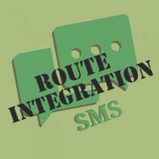 Route Integration SMS