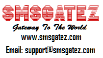 SMS GATEZ in Red