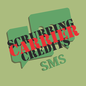 Carrier Scrubbing Credits